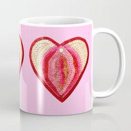 Sequin Vagina Coffee Mug