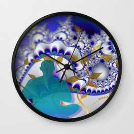 Inner Thought Wall Clock