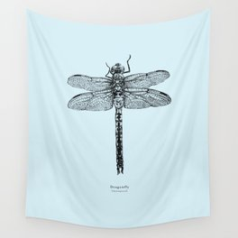 Dragonfly [Anisoptera] Wall Tapestry