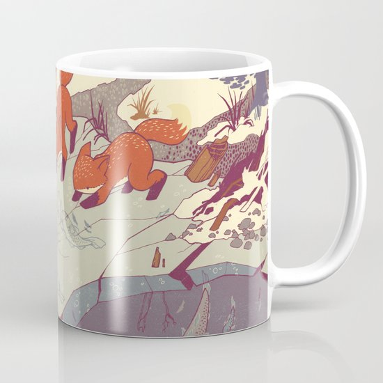 Fisher Fox Mug