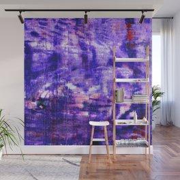 Purple Sunset Wall Mural