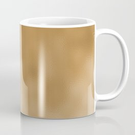 Dark Mottled Champagne Foil Coffee Mug