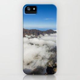 La Palma landscape iPhone Case