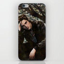 Robert Pattinson FAME comic book cover - Twilight iPhone Skin