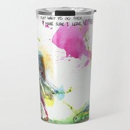 Going back Travel Mug