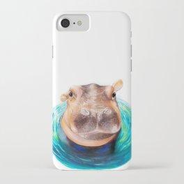 Curious Fiona iPhone Case