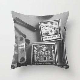 Cuba Throw Pillow