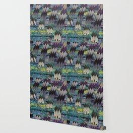Earl's Swirls Wallpaper