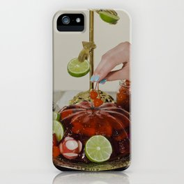 You'll Eat It And You'll Like It- Cherries iPhone Case