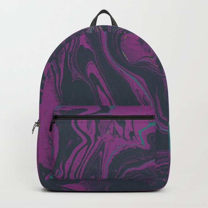 Down Spiral Backpack