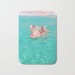 Whistle your soundtrack, daydream your future. Bath Mat