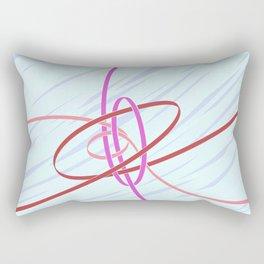 Close encounters Rectangular Pillow