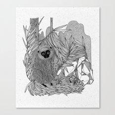 manki manki Canvas Print