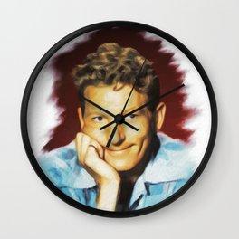 Danny Kaye, Actor Wall Clock