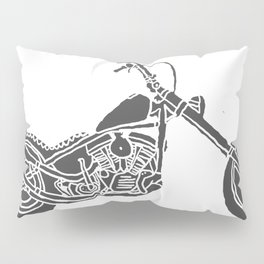 Moto Machina Pillow Sham