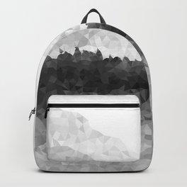 Design 116 Grey Mosaic Landscape Backpack
