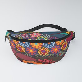 African Style No7, Wedding Day Fanny Pack