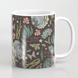 Cacti by Night Coffee Mug