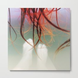 COLOURFUL GLOOMY Metal Print