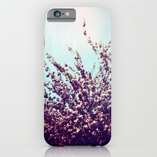 Holga Flowers II iPhone & iPod Case