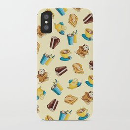 Wooferteria iPhone Case