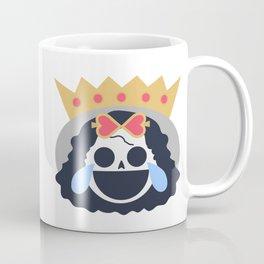 Brook Emoji Design Coffee Mug