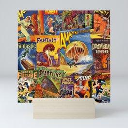 Pulp Fiction 8 Mini Art Print