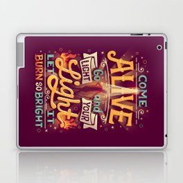 Come Alive Laptop & iPad Skin
