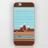 canada iPhone & iPod Skins featuring Canada. by Grant Pearce