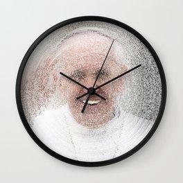 ArcFace - Papa Francesco Wall Clock