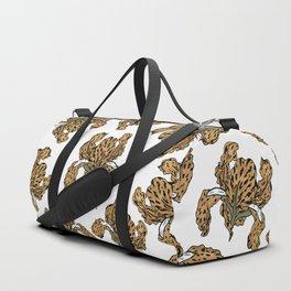 LEOPARD IRIS Duffle Bag