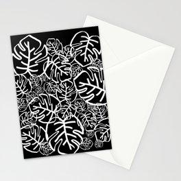 Black Palms Stationery Cards