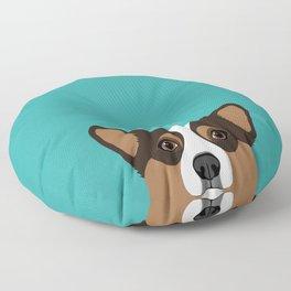 Corgi Floor Pillow