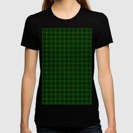 Forbes Tartan T-shirt