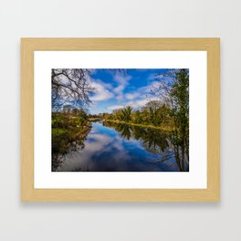 Kennet and Avon Canal Framed Art Print