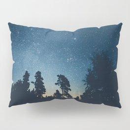 Follow the stars Pillow Sham