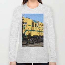 Engine 216 - The Yellow Bird Long Sleeve T-shirt