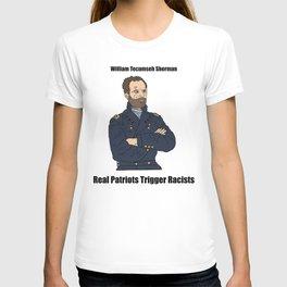 William Tecumseh Sherman Revised T-shirt
