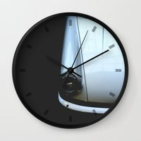 porsche Wall Clocks featuring Porsche  by Barbo's Art