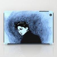 kpop iPad Cases featuring Shadow Walker by Ahri Tao