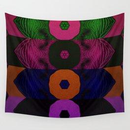 Ojos Wall Tapestry