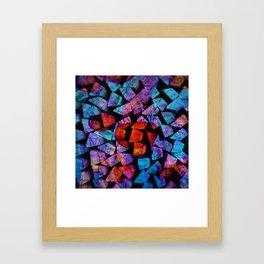 The Colour Of The Sea Framed Art Print