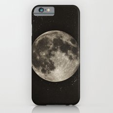 The Moon  [Sans Type] iPhone 6s Slim Case