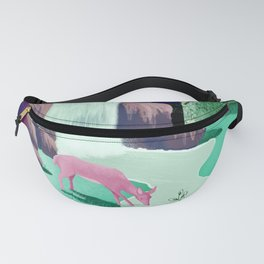 The Whispering Waters of Eventide Vale Fanny Pack