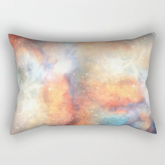 Nothing Went Wrong Rectangular Pillow