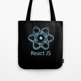 ReactJS vintage style Tote Bag