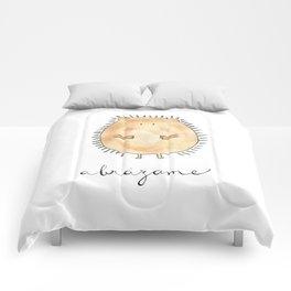 Abrázame Comforters