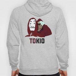 la casa de papel tee shirt TOKIO Hoody