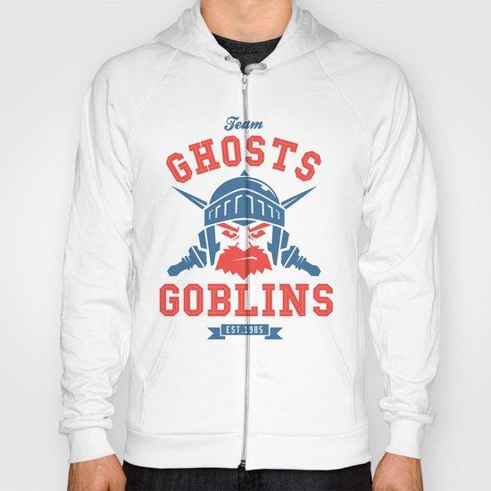 Team Ghosts & Goblins Hoody