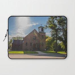 Holy Trinity Catholic Church, Fingal, North Dakota 3 Laptop Sleeve